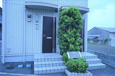 【エントランス】ソシアN Ⅲ