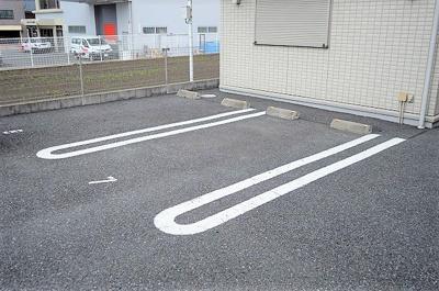 【駐車場】ソシアN Ⅲ