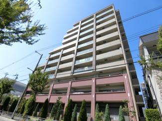 2005年築のグランアッシュ住之江♪ 総戸数83戸!