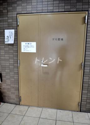 【エントランス】ドルチェ代々木