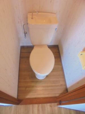 【トイレ】イマ・フルネス
