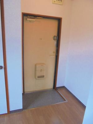 【玄関】イマ・フルネス