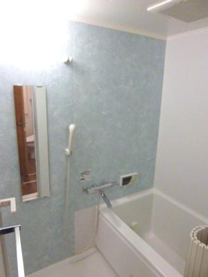 【浴室】リッツスクエアキューブ
