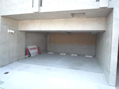 【駐車場】リッツスクエアキューブ