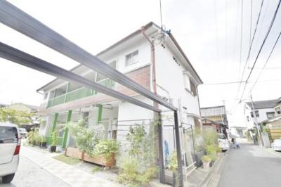 【外観】松村ハイツ
