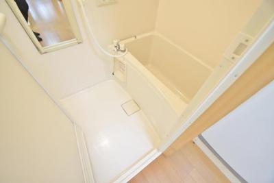 【浴室】松村ハイツ