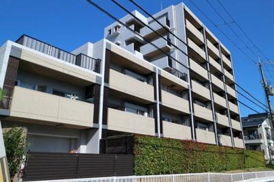 【現地写真】 鉄筋コンクリート造7階建て♪ 総戸数40戸♪