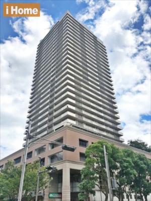 JR六甲道駅 徒歩1分!! 30階建て高層タワーマンションです!!