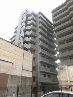 【現地写真】 総戸数36戸のマンションです♪