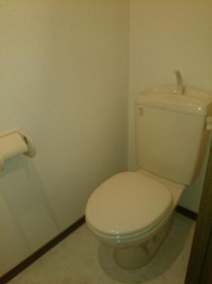 【トイレ】アムールみどりII