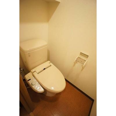 エクセルグランデ高洲のトイレ