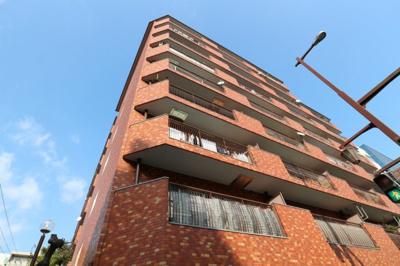 【現地写真】 総戸数87戸のマンションです♪