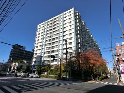【外観】北砂四丁目住宅 11階 54㎡ リ ノベーション済