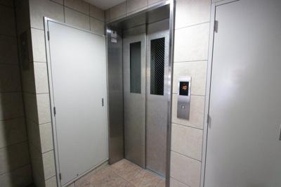 引越しのときにも重宝するエレベーター完備 City Creation茅場町