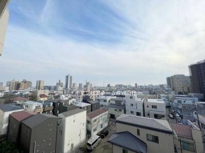 【トイレ】東砂三丁目ハイツ5号棟 角部屋 82.27㎡ リフォーム済