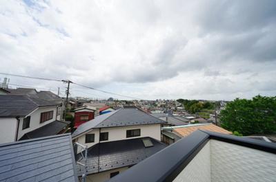 【展望】保土ヶ谷区鎌谷町全2棟 新築戸建て【成約】