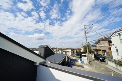 【展望】保土ヶ谷区鎌谷町全2棟 新築戸建て【成約済】