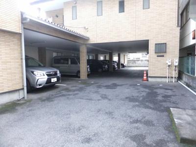 【外観】竹内月極駐車場