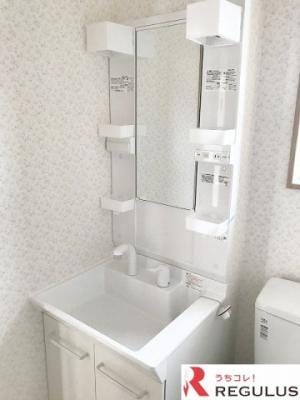 【独立洗面台】ロワール大洲