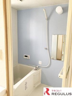 【浴室】ロワール大洲