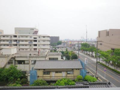 【展望】レ・ソール本八幡エルア