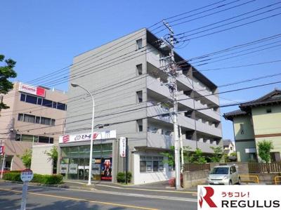 【外観】レ・ソール本八幡エルア