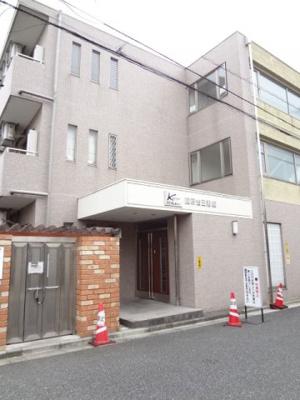 【外観】国府台3番館
