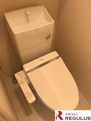 【トイレ】TKハウス妙典