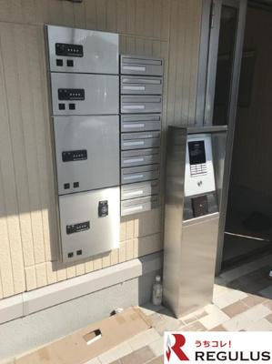 【セキュリティ】TKハウス妙典