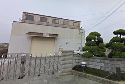 【外観】狭山市東池尻 60坪超倉庫