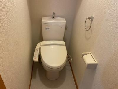 【トイレ】レオパレスブランポルト