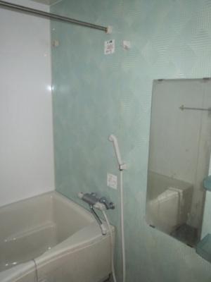 【浴室】エイペックス南堀江