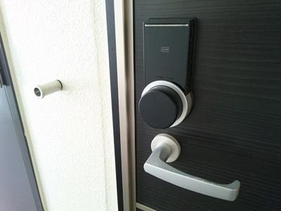【玄関】クレイノROKIA