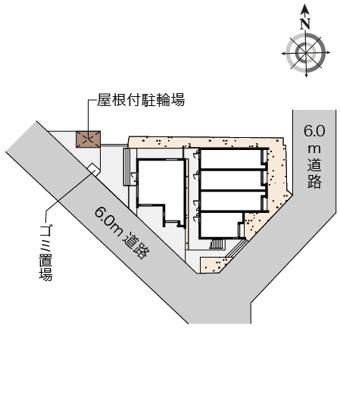 【区画図】ウッドベル港南台
