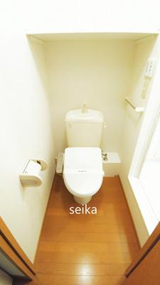【トイレ】レオパレスこあみ Y.M