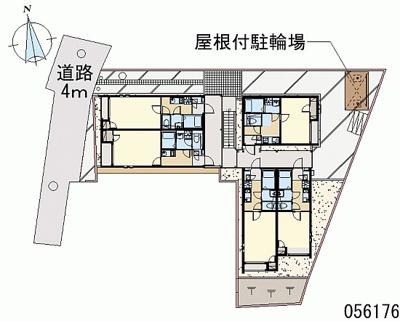【区画図】プレシアセイショウⅡ