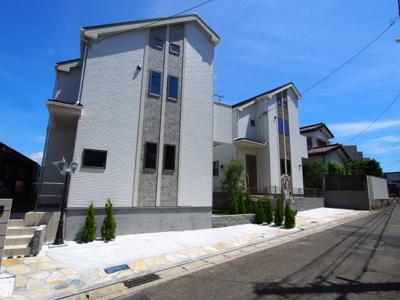 【外観】保土ヶ谷区上菅田町 全2棟新築戸建て