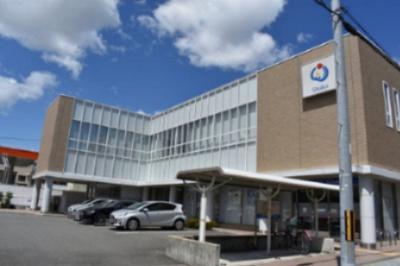 すぐ近くには大阪商工信用金庫があります!