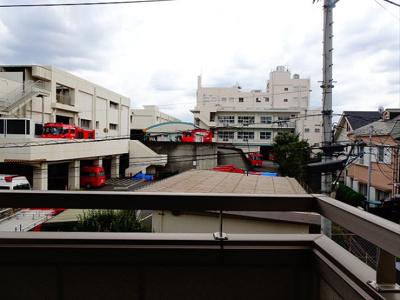 【展望】シャイントラスト笹塚