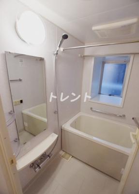 【浴室】パークアクシス本郷の杜