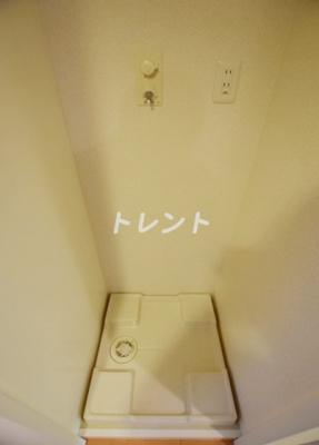 【洗面所】パークアクシス本郷の杜