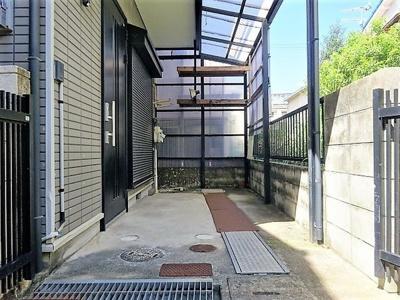 【駐車場】垂水区高丸7丁目 中古一戸建