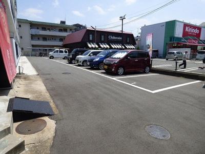 【駐車場】ドゥ茨木南