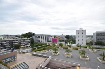 【展望】ニューシティ東戸塚タワーズシティ1ST