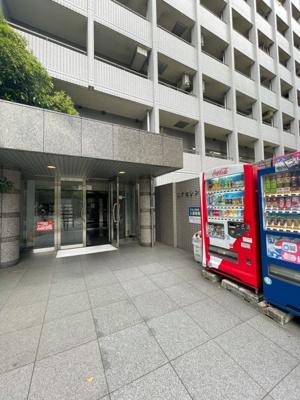 【エントランス】エクセレンス新大阪