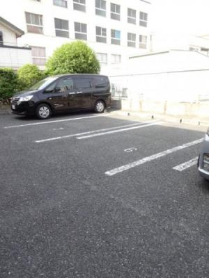【駐車場】ハイツせせらぎ八尾