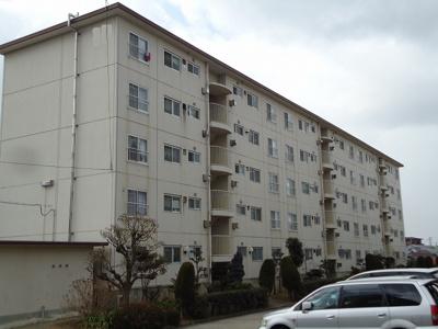【外観】神陵台西住宅58号棟