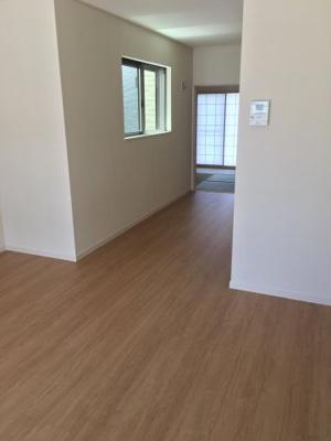 【居間・リビング】東大阪市玉串元町2丁目新築戸建
