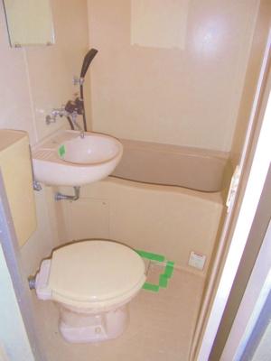 【浴室】ファミール・ガレ