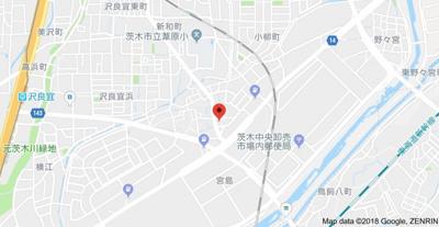 【地図】ヒールコート